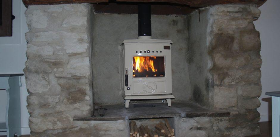 Cosy wood burring stove
